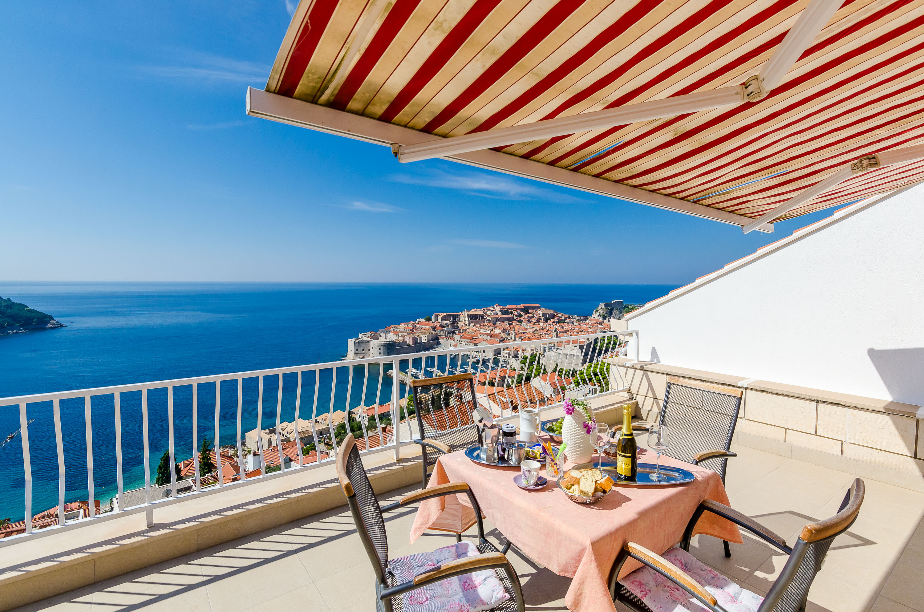 Apartments Cicko - One Bedroom Apartment with Terr  in Kroatien
